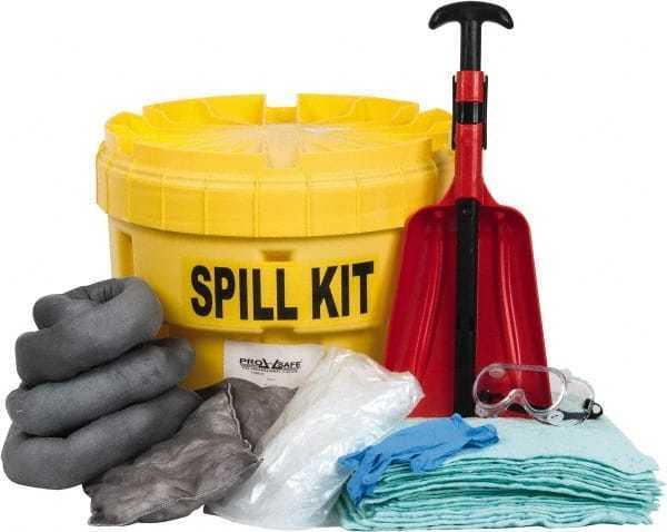 PRO-SAFE Universal Spill Kit 20 Gal Lab Pack