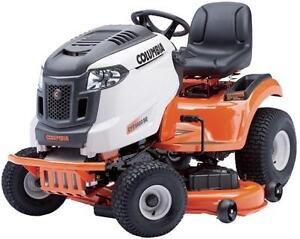 """NEW Columbia CYT5023SE 50"""" Deck 23HP Ride-on"""