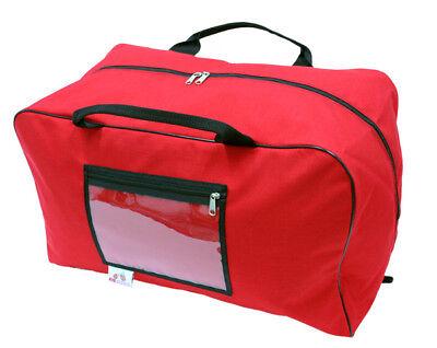 Hazardous Chemical Suit Bag - Storage For Hazmat Team