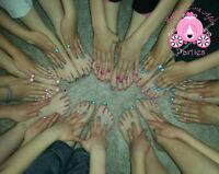 Hiring Nail Technicians for Mobile Spa Parties!!
