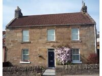 Beautiful 3 bedroom stone house to rent in Cupar, near St. Andrews