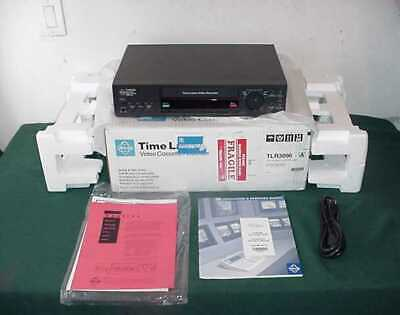 New Pelco Tlr3096 Real Time Lapse Cassette Recorder 24 Hour Vcr Tl 3096