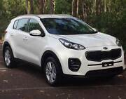2016 Kia Sportage Wagon Winnellie Darwin City Preview
