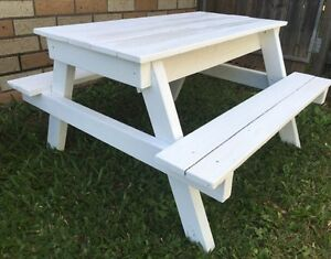 Toddler kids picnic table Yamanto Ipswich City Preview