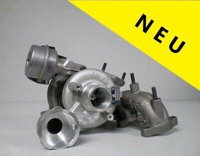 NEU !  Turbolader für LINDE Gabelstapler Industriemotor 1.9 - 2.0 TDI 2X0253019B comprar usado  Enviando para Brazil