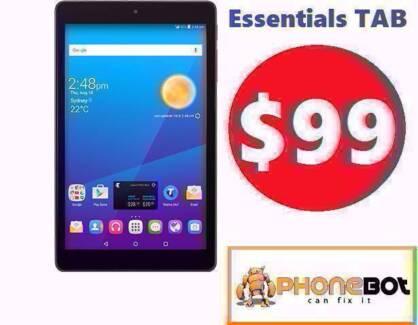 BNIB Telstra Essentials TAB - Unlocked @Phonebot