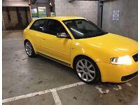 Audi S3 2001 Quattro S3, 4wheel drive Quattro MAY PX OR SWAP