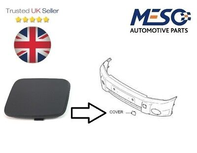 FRONT BUMPER SQUARE COVER FORD TRANSIT CONNECT 2002-2006 RIGHT HAND OFF SIDE