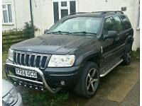 2001 grand cherakee jeep 3.1 diesel automatic