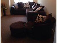 Full corner suite