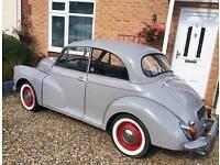 Classic car Morris minor 1967