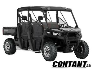 2019 VCC Can-Am Defender MAX  Defender MAX Lone Star HD10