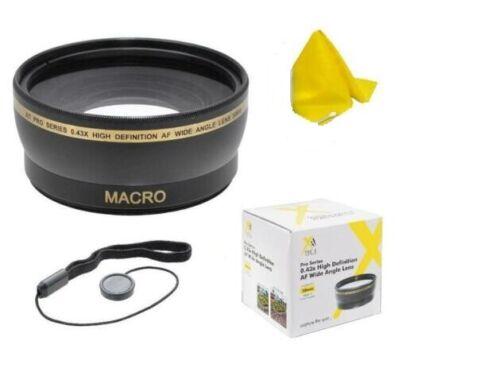 Wide Angle Lens For Canon EOS T7i T7 T6i T6 T5i T4i T5 T100 4000D 3000 D2000D