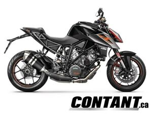 2018 Motos KTM NAKED 1290 Super Duke R Noir