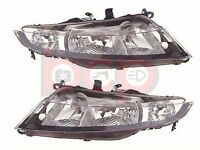 Honda Civic MKVIII 2006-2011 Hatchback Headlights (Left+Right)