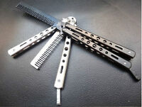 Fourchette cuillère ect .. papillon butterfly balisong
