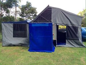 Setup in less than 20min - 4x4 family camping trailer Spreyton Devonport Area Preview