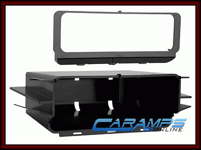 GM GMC CHEVY PICKUP TRUCK POCKET RADIO DASH KIT CAR STEREO STORAGE BIN