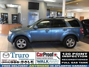 2011 Ford Escape LIMITED! LEATHER! AWD! V6! LIMITED! LEATHER! AW