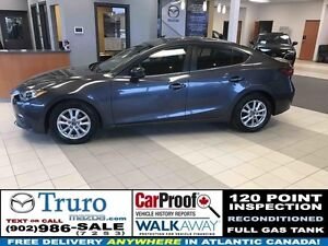 2014 Mazda Mazda3 GS! AUTOSTART! HEATED SEATS! GS! AUTOSTART! HE