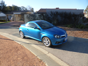 Marloo the Blue 2005 Holden Tigra Convertible