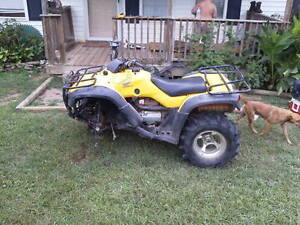 WANTED TO BUY 2000-2006 HONDA 350 RANCHER ATV RUNNING OR NOT, WI