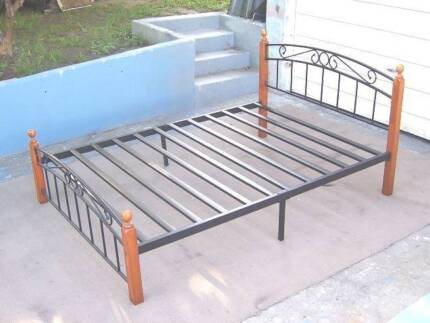 Stylish Clean Double Bed Frame