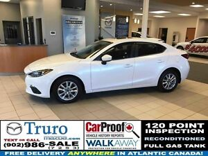 2014 Mazda Mazda3 GS! HEATED SEATS! SUNROOF! GS! HEATED SEATS! S