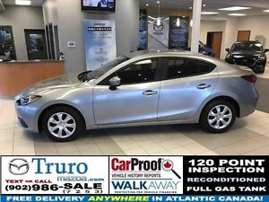 2016 Mazda Mazda3 GX- UNLIMITED MILEAGE WARRANTY UNLIMITED MILEA