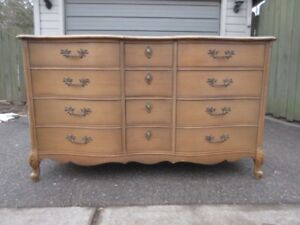FRENCH 12 DRAWER DRESSER BY ANDREW MALCOLM