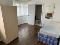 LARGE STUDIO TO RENT, NW10 0JT, Brent