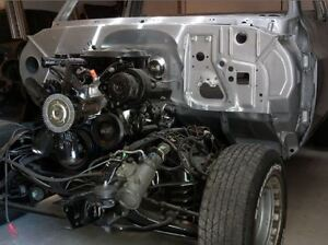 1982 GM Chevrolet C10 Shortbox Project