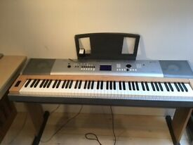 For sale: Electric Yamaha Digital Grand Piano DGX 630 + stand and bag: £250. Excellent condition!