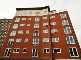 Brand new 2 bedroom flat in the centre of town, first residents!