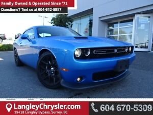 2015 Dodge Challenger Scat Pack *ACCIDENT FREE * LOCAL BC CAR *