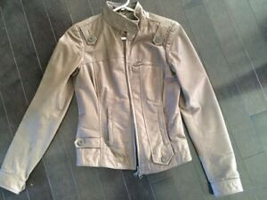REAL leather jacket bought from Danier Leather - PRICED TO SELL!