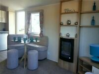 CARAVAN TO LET SANDYLANDS SALTCOATS
