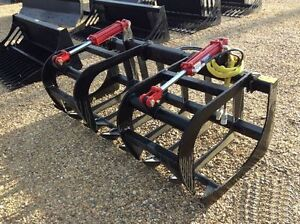 NEW - Root Grapple for Skid Steer - 66""