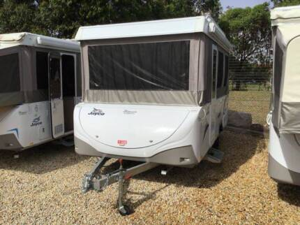 2016 Jayco Penguin Touring Camper Trailer Heatherbrae Port Stephens Area Preview