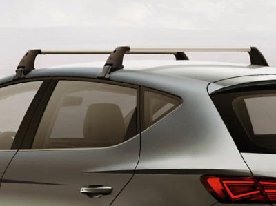 Aluminium Dachträger Thule WingBar für Seat Leon Top Sport Typ 1M NEU kpl.