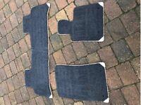 Original Land Rover Range Rover Carpet Floor Mats