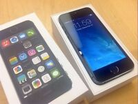 Iphone 5s unlocked and boxed with receipt