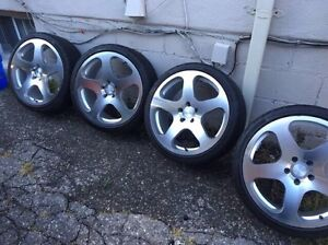 "19"" Rotiform wheels 5x112 (Real)"