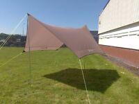 Quechua (Decathlon) Dark Green Tarp/Shelter