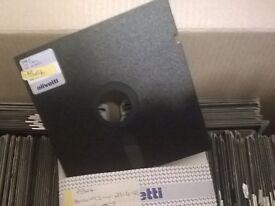 Computer Retro Diskettes