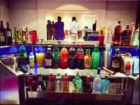 Bartenders, Wait Staff, and Mobile Bar Services for your event!