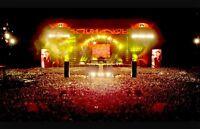 billets avant scène pour AC/DC à Québec