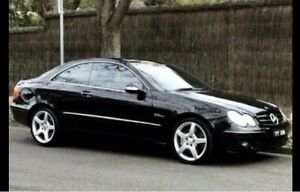 MERCEDES BENZ AMG SPORTS PACKAGE CLK350 COUPE 2006