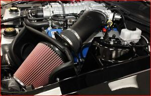 K&N - Air Charger Cold Air Intake Ford Mustang Shelby GT500