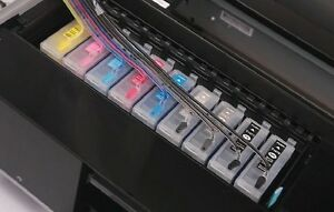 Epson R3000 Continuous Ink System, CISS, Refillable, Bulk Ink